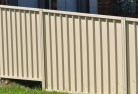 Big Jacks Creek Corrugated fencing 6